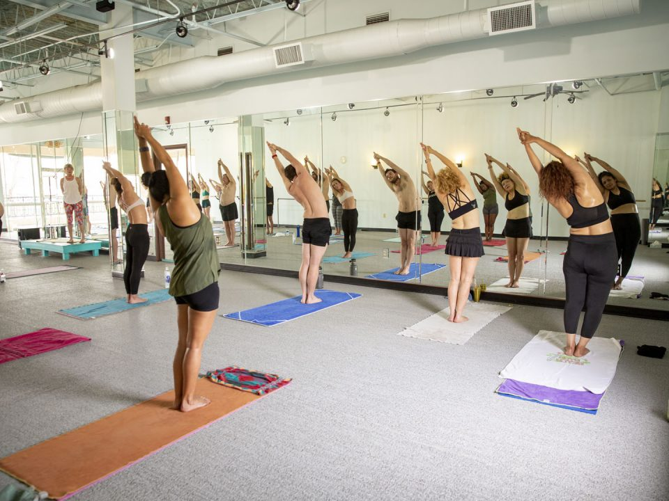 Hot Yoga Sugar Land Yoga Studio